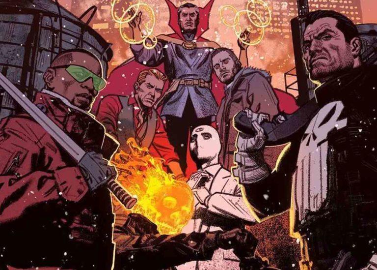 Setelah Avengers, Marvel Bentuk Tim Midnight Sons?