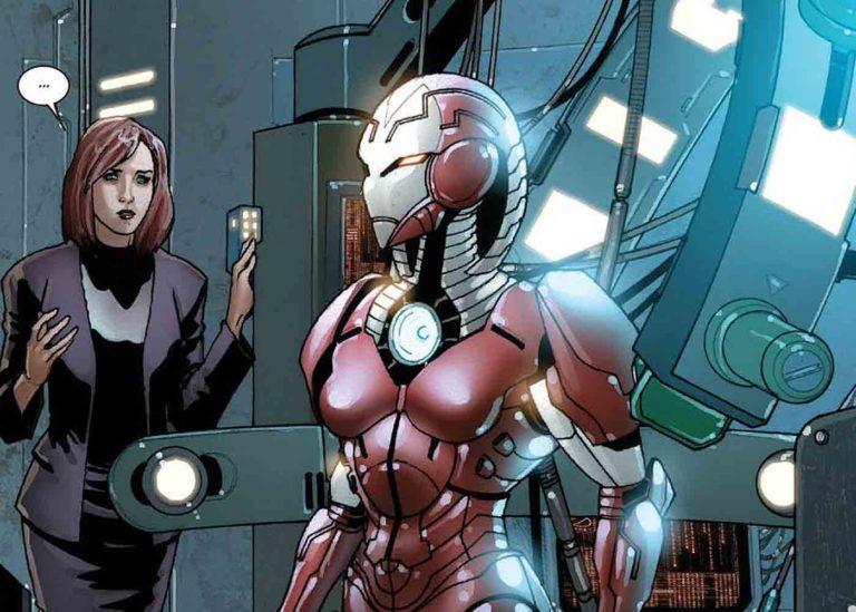 Pepper Potts Kembali Dengan Armor Baru di Iron Man 2020