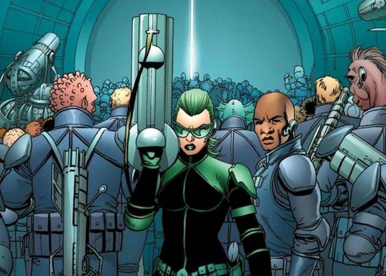 Lebih Jauh Mengenal Organisasi SWORD di Marvel Universe