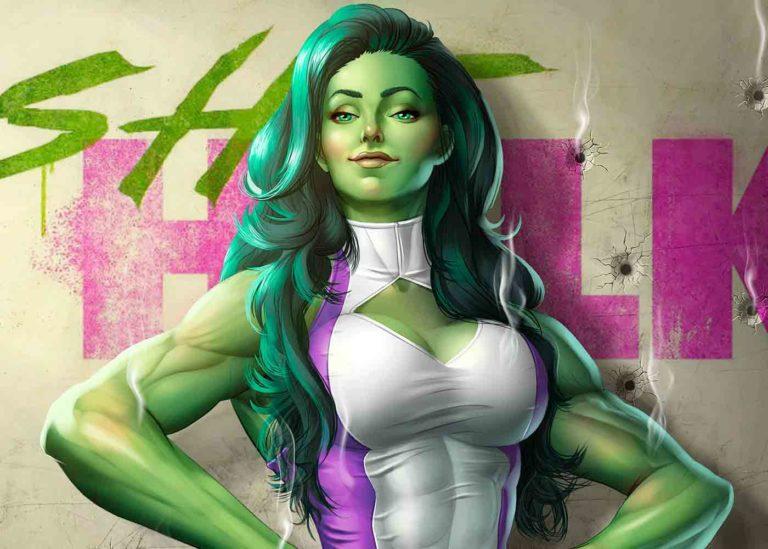 She Hulk Kini Lebih Kuat Dari Hulk?