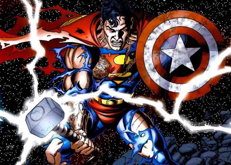 Superman dan Wonder Woman Layak Gunakan Mjolnir!