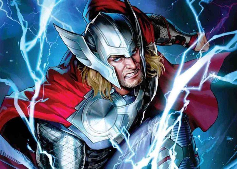 Thor Akan Memiliki Seorang Anak!