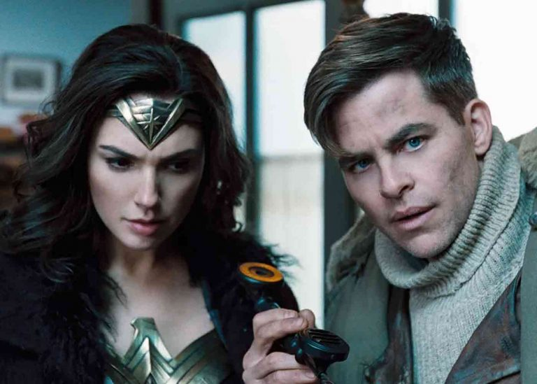 Wonder Woman 1984 Menukar Peran Steve Trevor dan Diana Prince