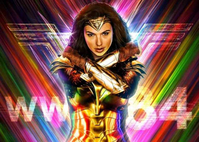 Breakdown Trailer Wonder Woman 1984