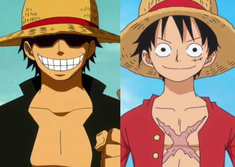 Kesamaan Dalam Diri Luffy dan Roger Yang Tidak Disadari!