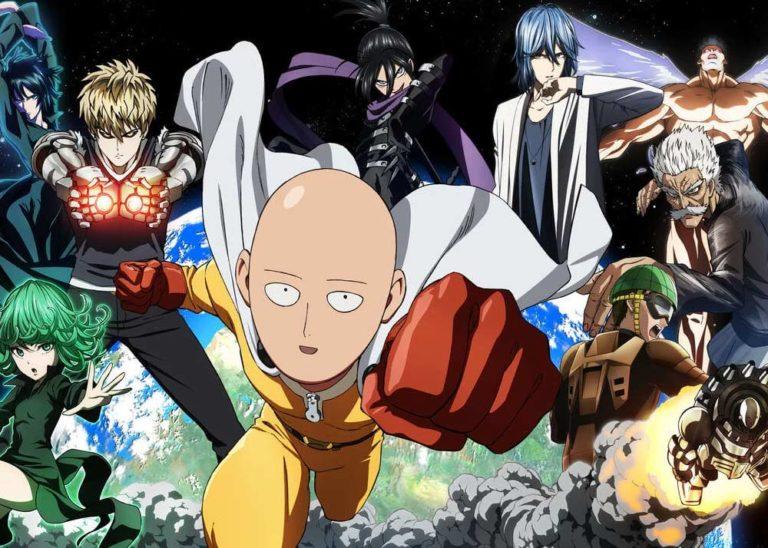 Simak Promo Terbaru One Punch Man Season 2 OVA!