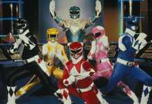 reboot power rangers