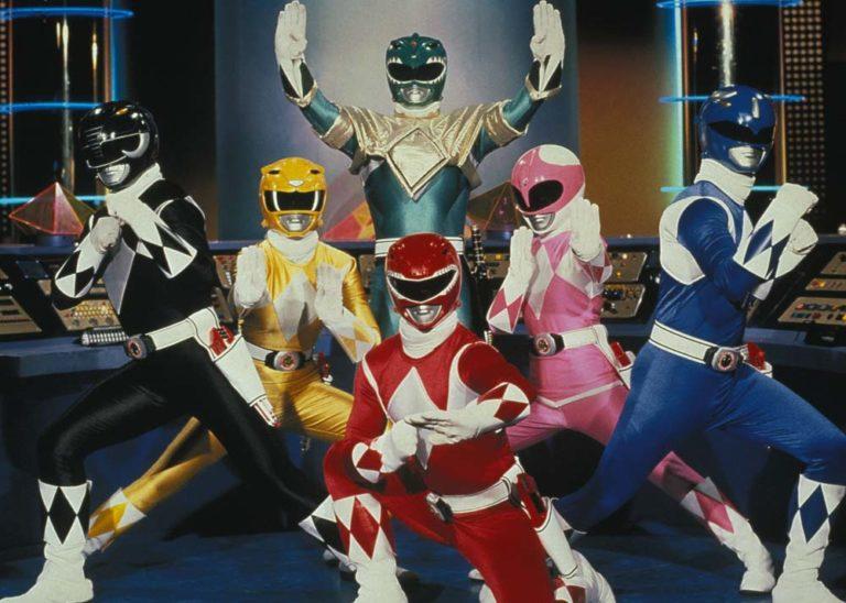 Libatkan Time Traveling, Reboot Power Rangers Segera Digarap!