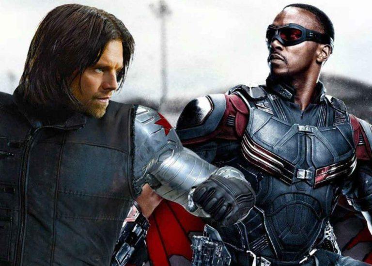 Terjadi Gempa, Produksi Serial Falcon & Winter Soldier Tertunda!