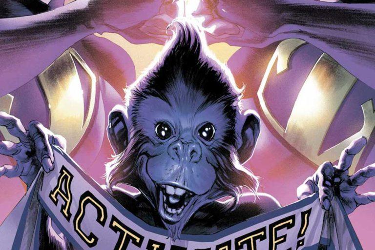 Mengenal Monyet Alien Cerdas Gleek di Arrowverse