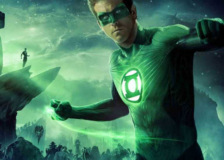 Ada Cameo Green Lantern di Crisis of Infinite Earths?