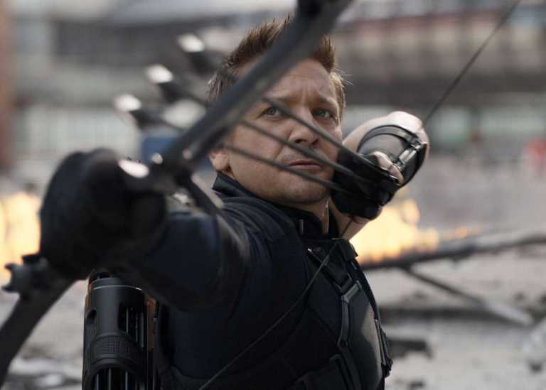 Marvel Studios Tunda Serial Hawkeye?