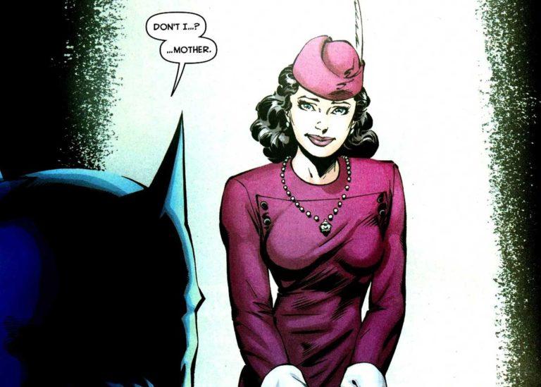 Sejarah Tentang Martha Wayne, Ibu Dari Batman