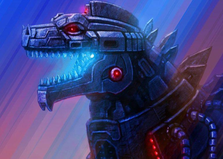 Mechagodzilla Akan Muncul di Godzilla vs Kong?