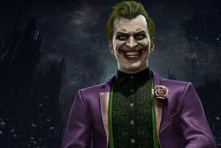 Simak Penampilan Joker di Mortal Kombat 11