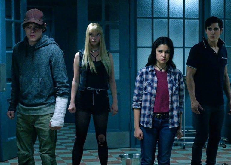 Mengenal Para Karakter di New Mutants