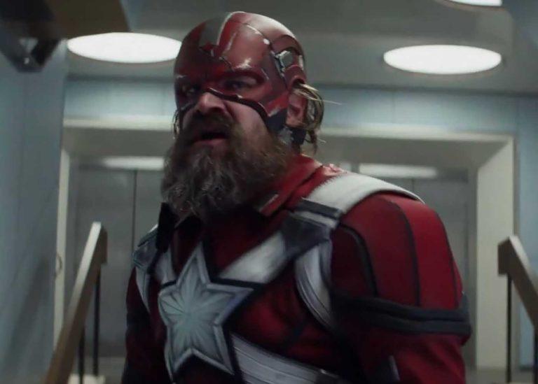 David Harbour Ungkap Detail Karakter Red Guardian!