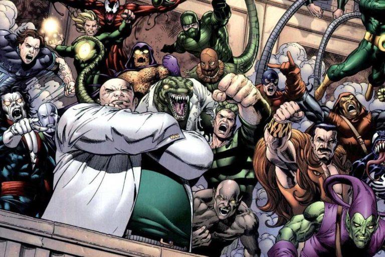 Sony & Marvel Siapkan Debut Sinister Six?