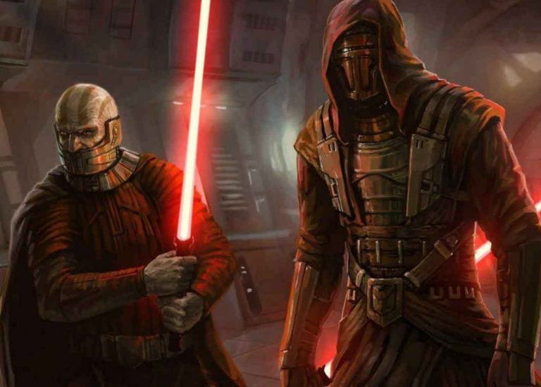 Series Star Wars: The Knight of Old Republic Akan Segera Digarap?