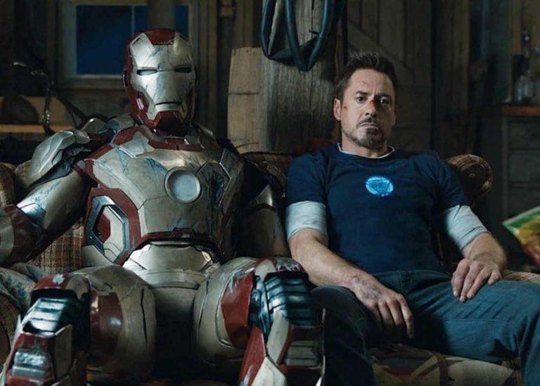 Robert Downey Bicara Masa Depan Tony Stark di MCU