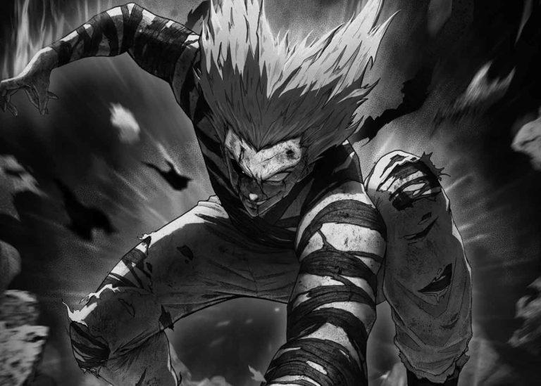 """One Punch Man: Garou Adalah """"Vegeta"""" Bagi Saitama"""