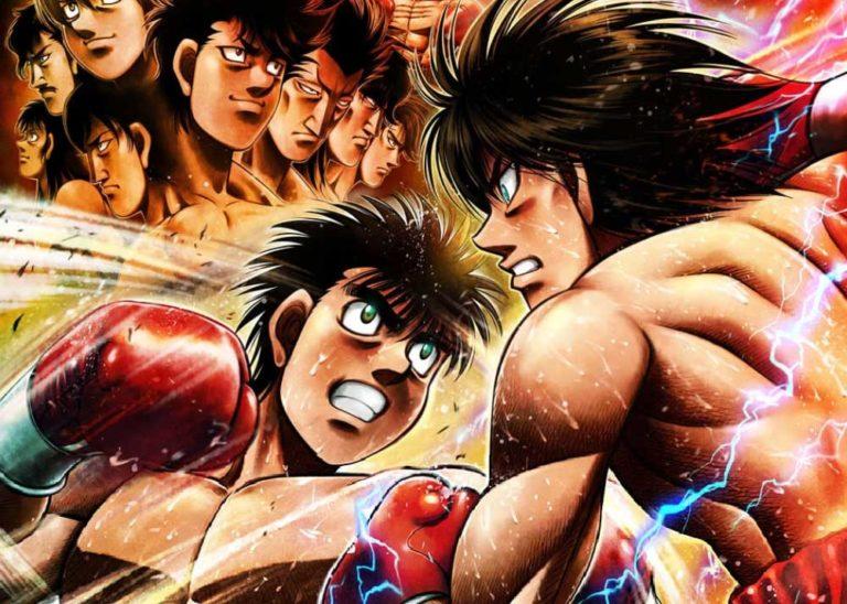 10 Alasan Fight Ippo jadi Anime Wajib Diikuti!