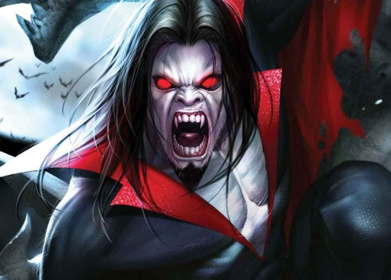 Perjalanan Hidup Morbius Dari Seorang Villain Menjadi Pahlawan Marvel