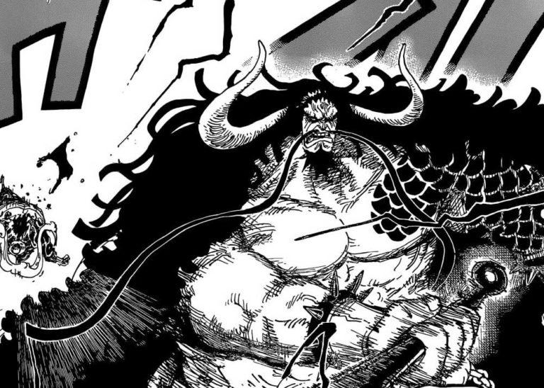 Prediksi One Piece 968: Roger Serahkan Diri, Oden Bertarung Lawan Kaido