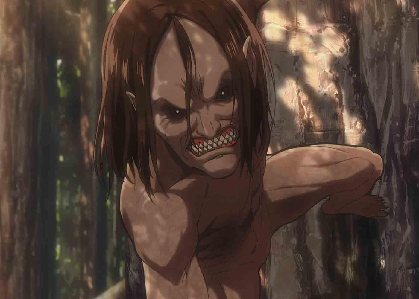 Attack On Titan Mengulik Kisah Sebenarnya Founding Titan Ymir Greenscene