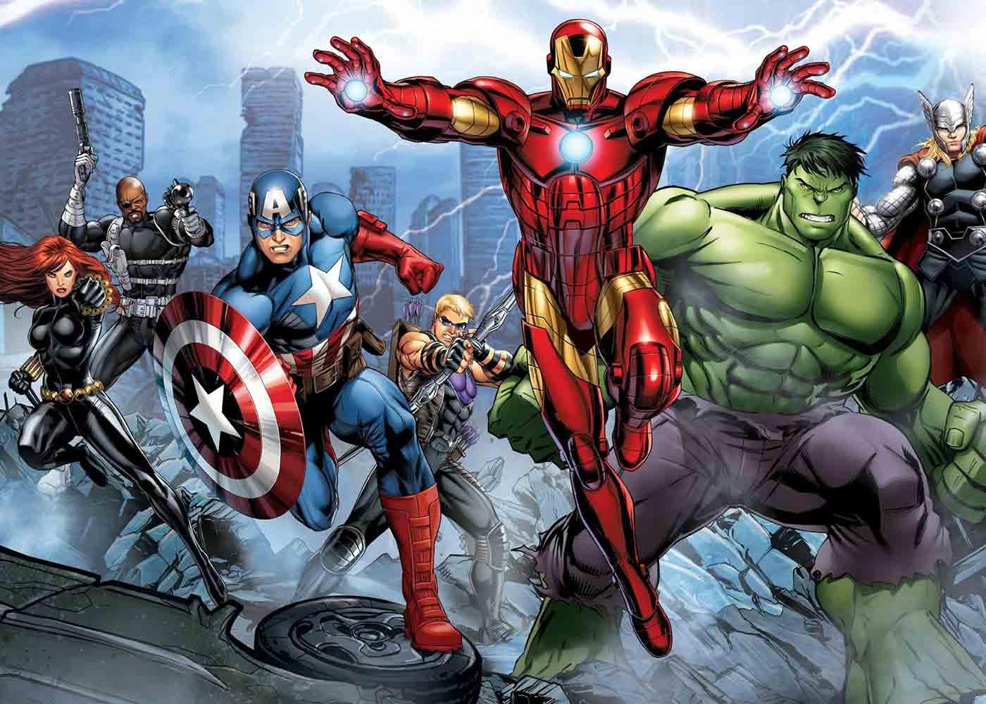 10 Perubahan Avengers Terbesar Greenscene