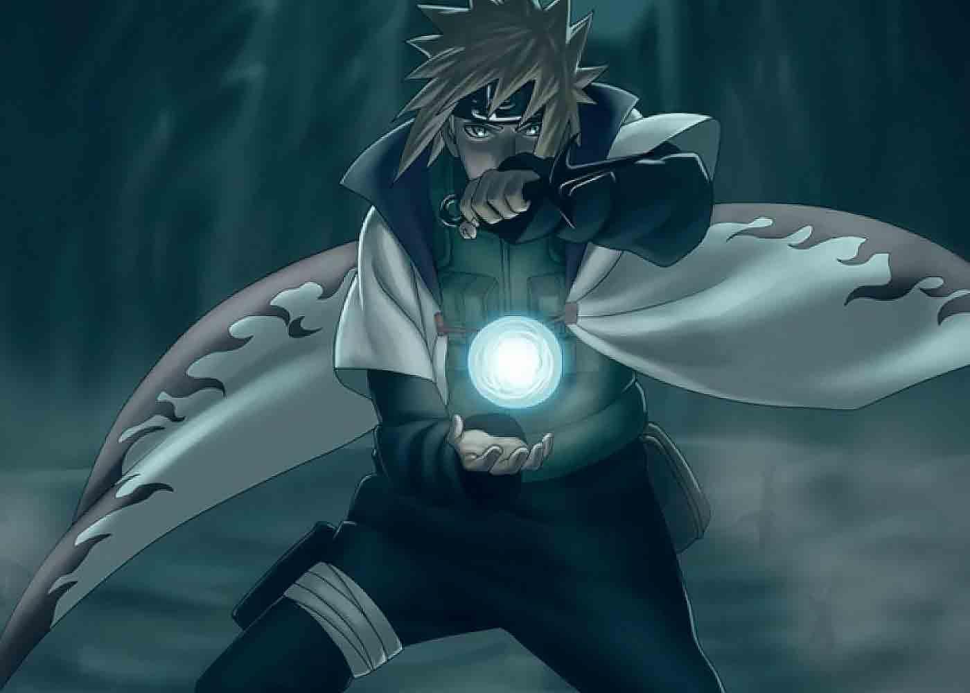 Naruto 10 Karakter Terkuat Tanpa Kekkei Genkai