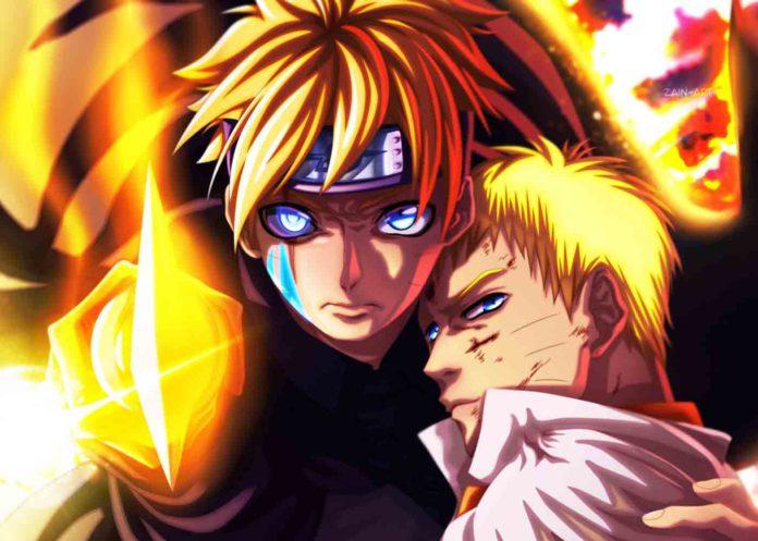 Naruto Para Karakter Yang Memiliki Kekuatan Di Atas Kage Greenscene