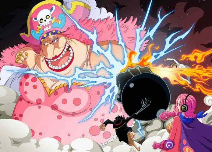 Bocoran One Piece 982 Gawat Usopp Dan Chopper Dikejar Big Mom Greenscene