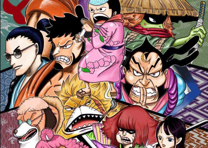 Prediksi One Piece 987 Red Scabbards Tumbang Greenscene
