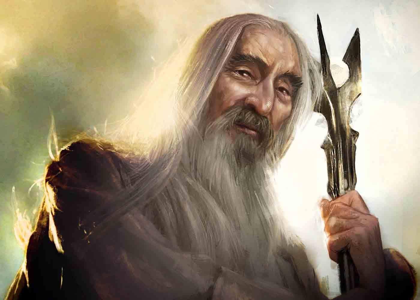 Lord of the Rings: 5 Bukti Saruman Lebih Hebat dari ...