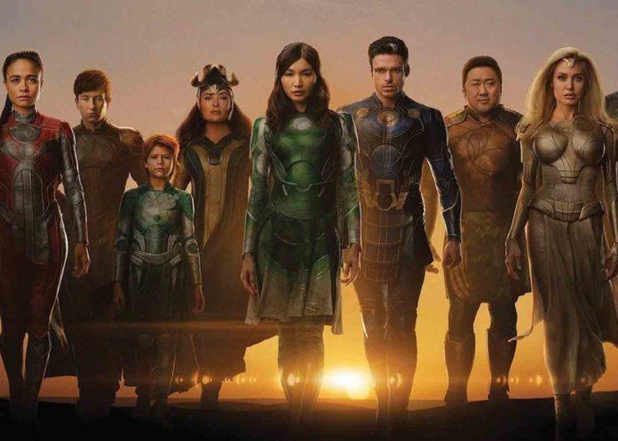 Mengenal Kekuatan Para Eternals!   Greenscene